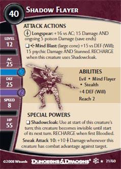 Miniature D&D - spoilers Demonweb