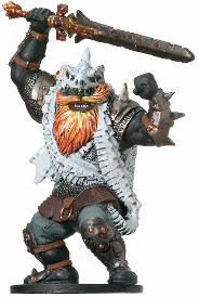 Dungeons /& Dragons Miniatures HOBGOBLIN SERGEANT Giants of Legends Cod. D/&D 87